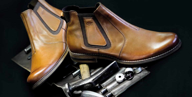 tradycja jakości szycia butów
